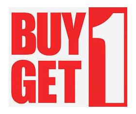 ff2f1af50d EZ Buy One Gift One - BOGO
